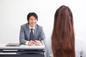 弁護士とクライアントのイメージ画像