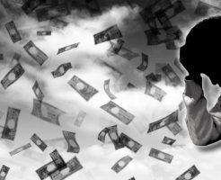 借金で危機的状況になる